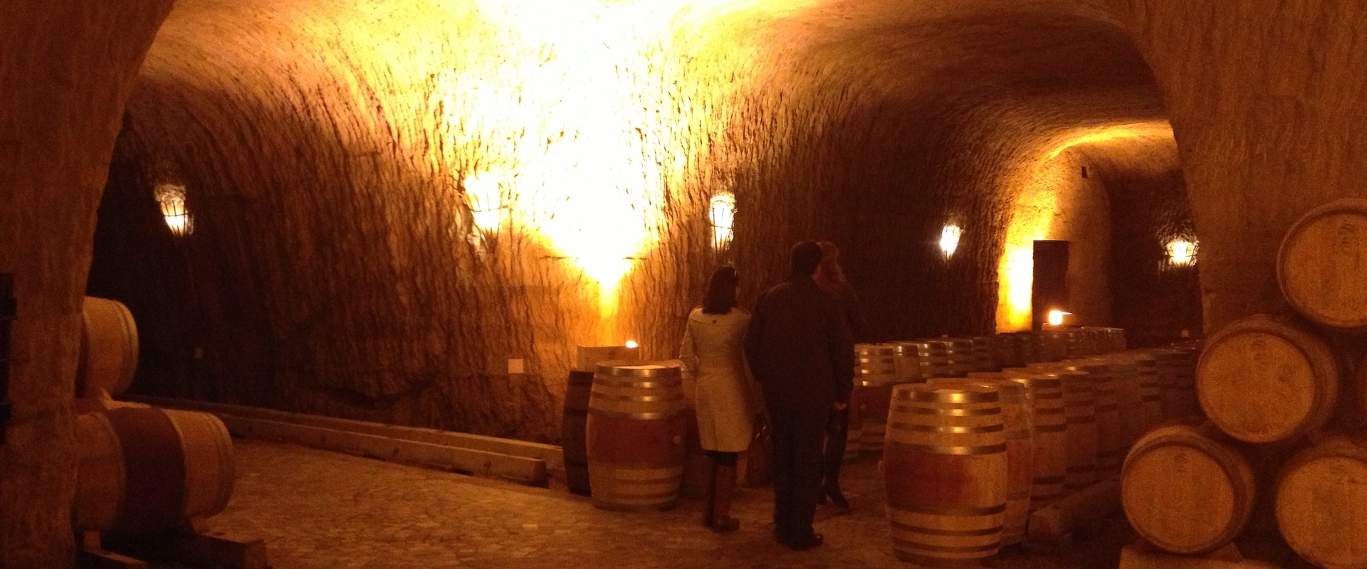 Wine and cava cave