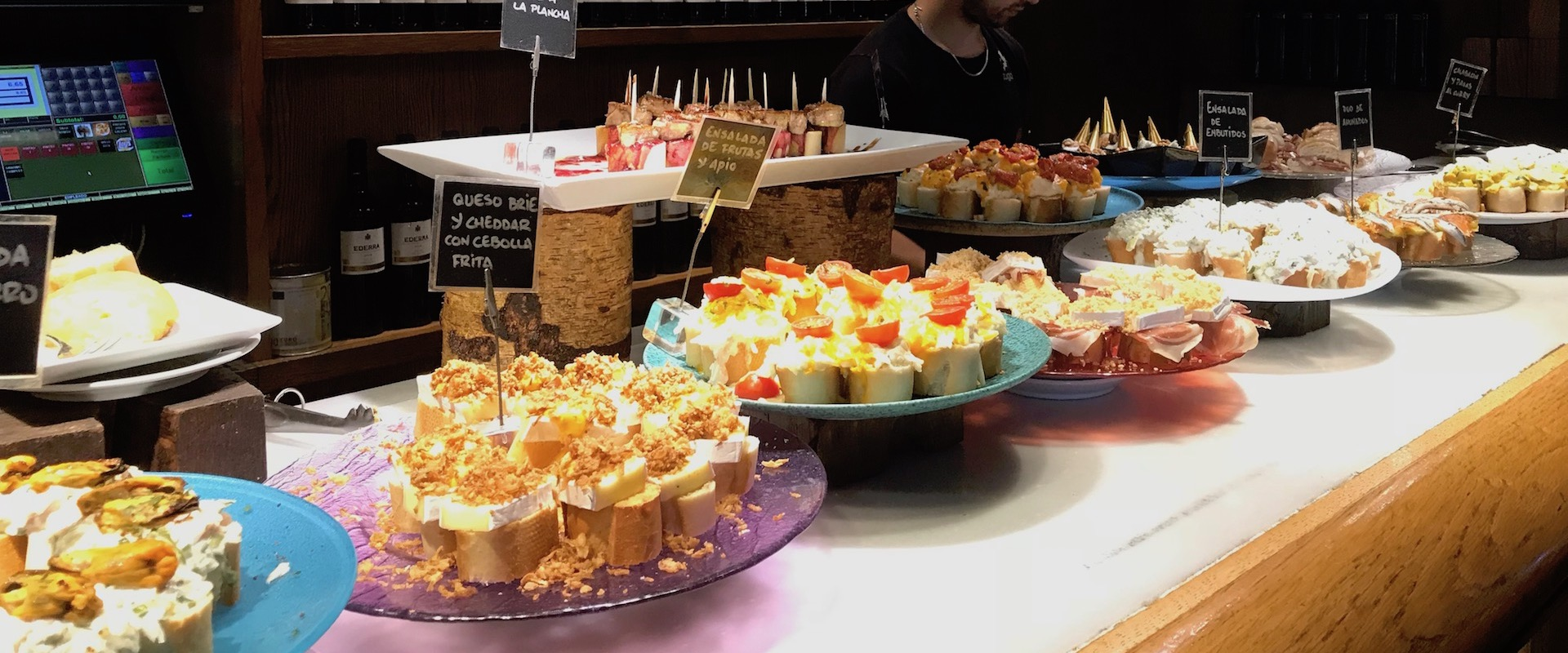 route pintxos tour in san sebastian